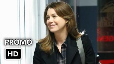 Grey's Anatomy 11x21 Promo