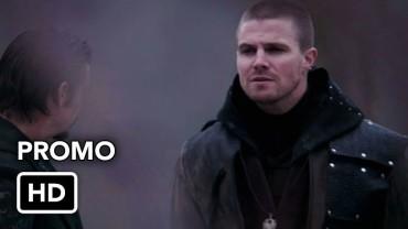 Arrow 3x21 Promo