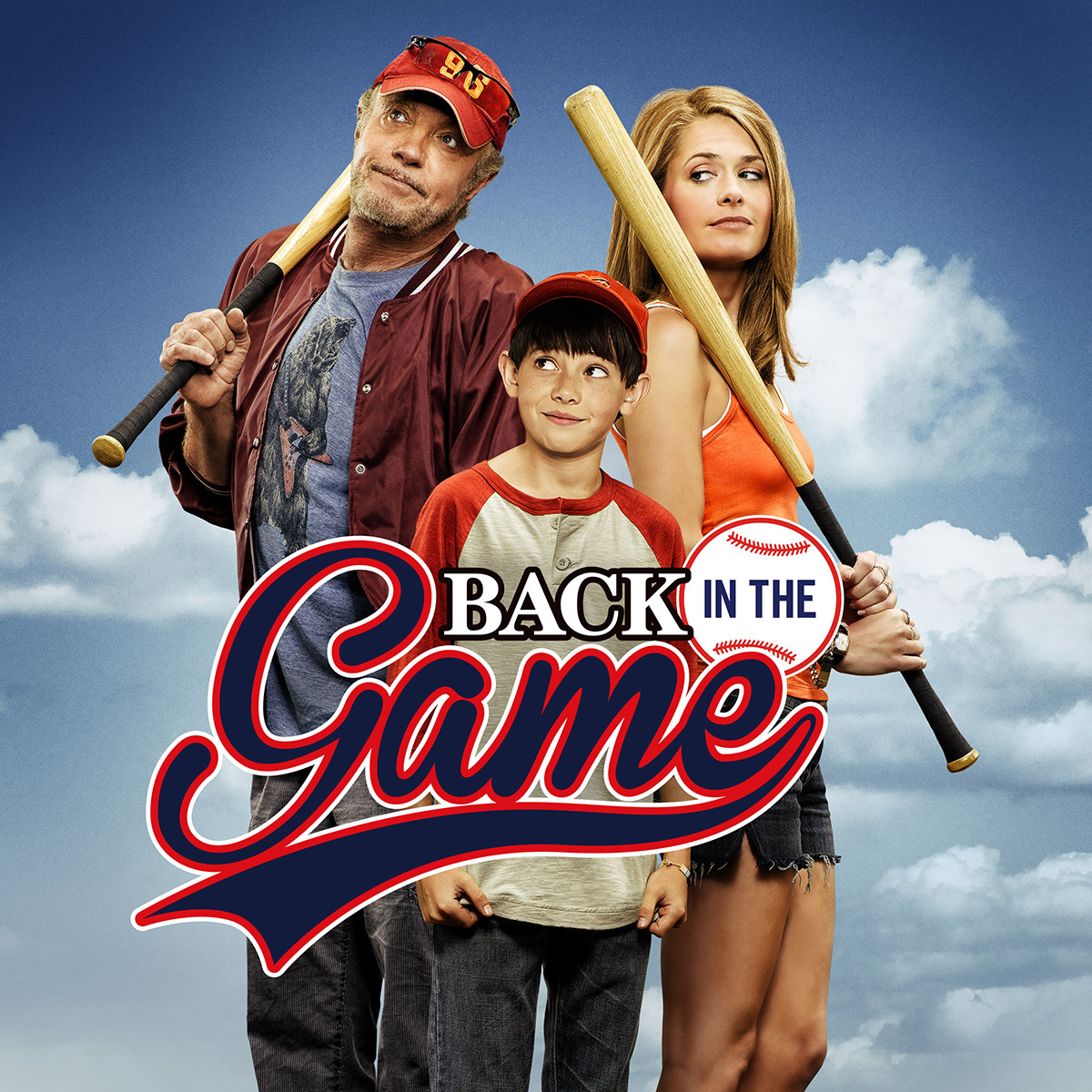 The Game Tv Show : Back in the game abc promos television