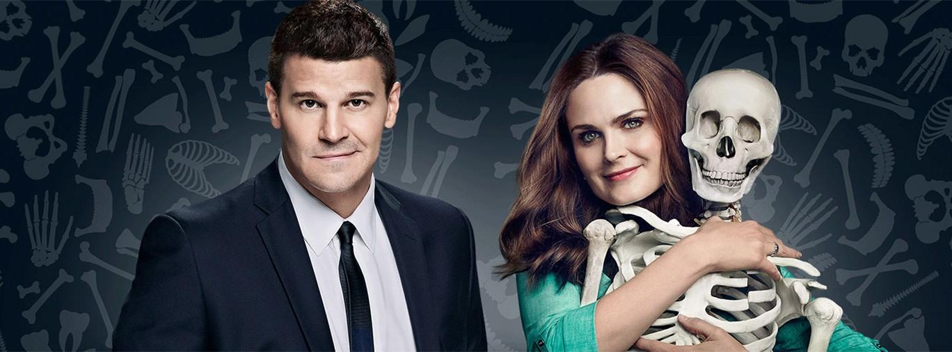 Bones - FOX TV series hero