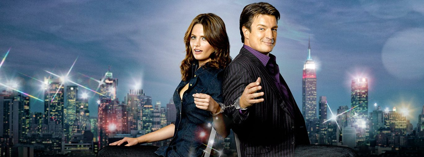Castle ABC TV series hero