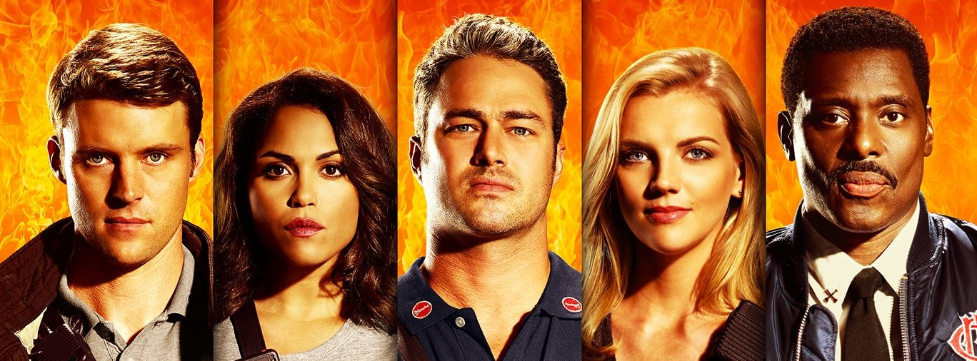 Chicago Fire Season 5 NBC TV series hero