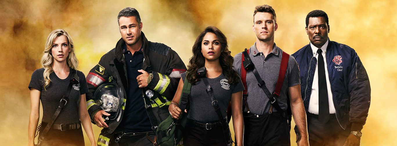 Chicago Fire Season 6 NBC TV series hero