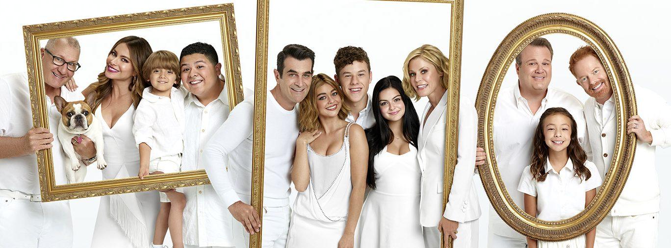 Modern Family Season 8 ABC TV series hero