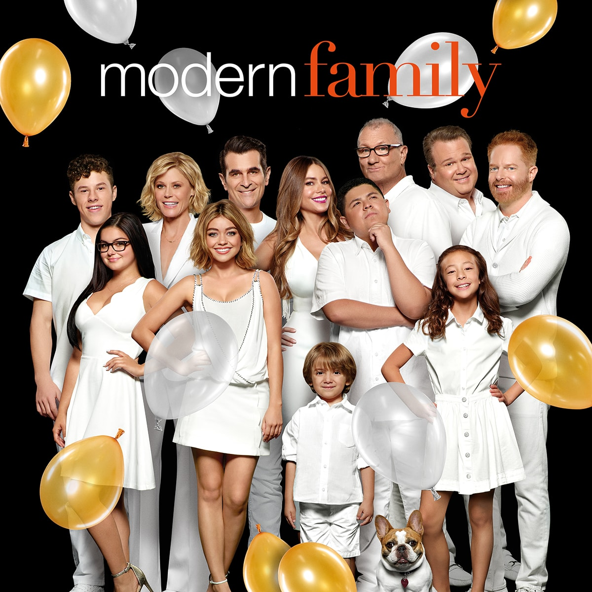 Modern Family Staffel 8 Dvd