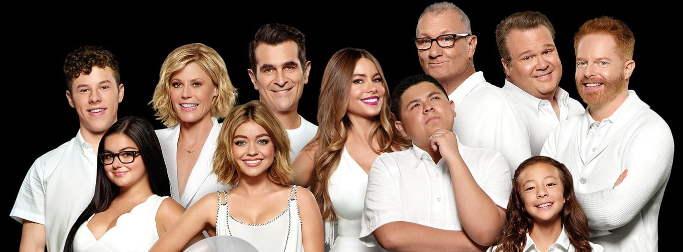 Modern Family Season 9 hero ABC TV comedy series