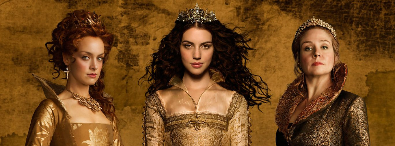 Reign Season 4 hero CW TV series