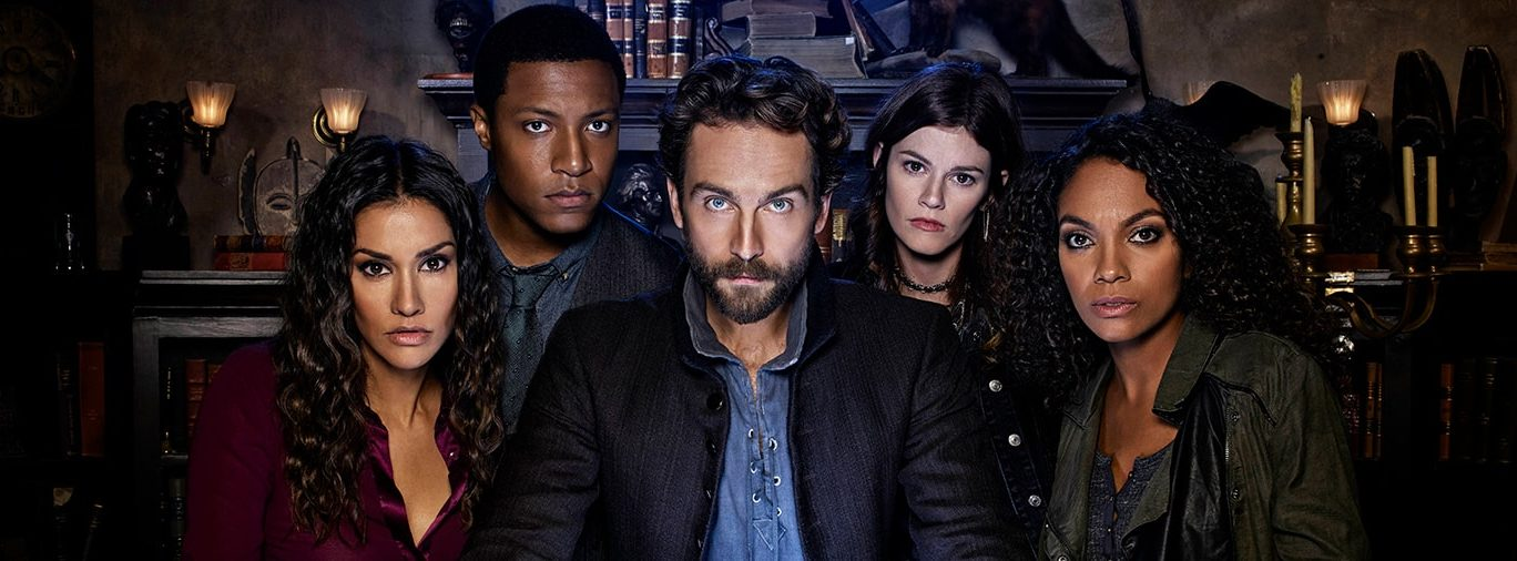 Sleepy Hollow Season 4 FOX TV series hero