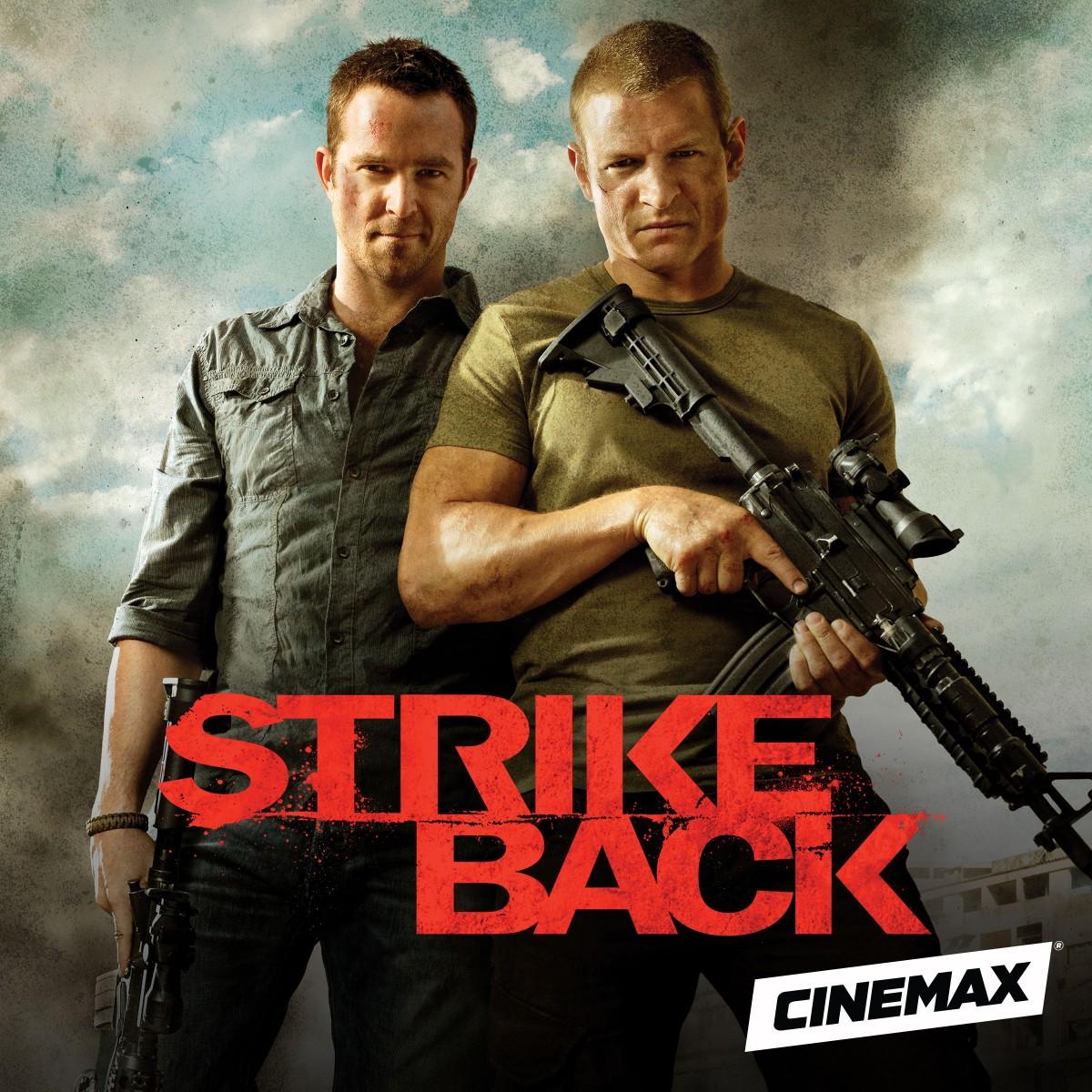Strike Back Serie