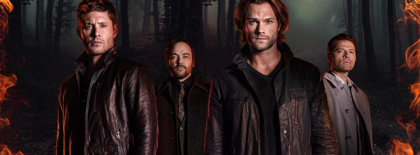 Supernatural Season 12 hero