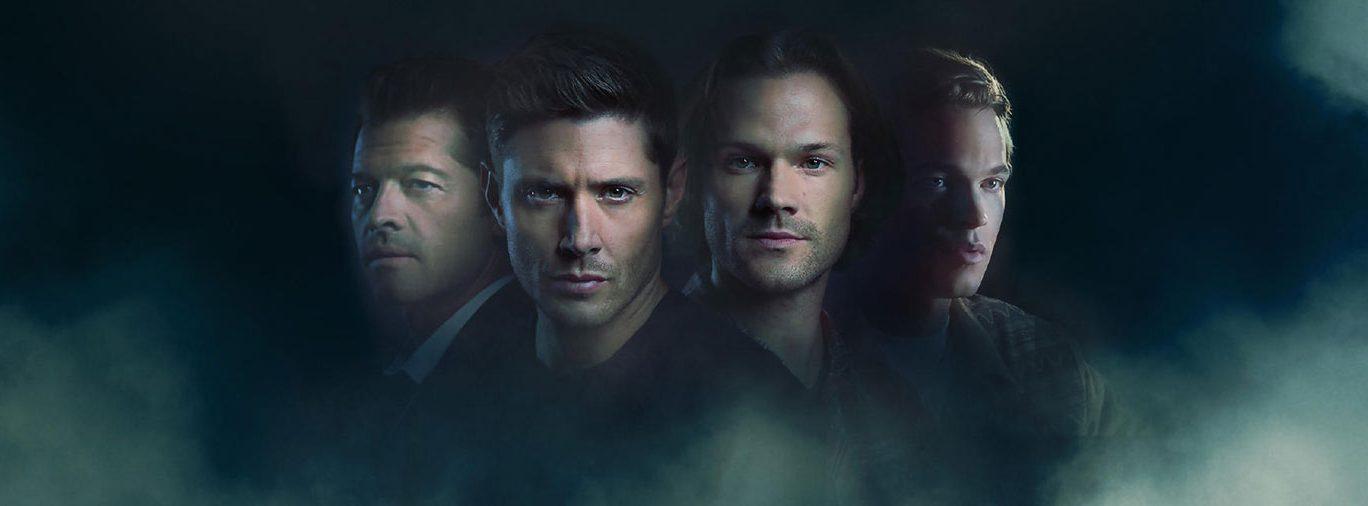Supernatural Season 15 Final Season hero