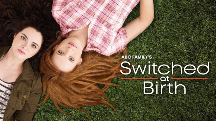 Risultati immagini per switched at birth logo