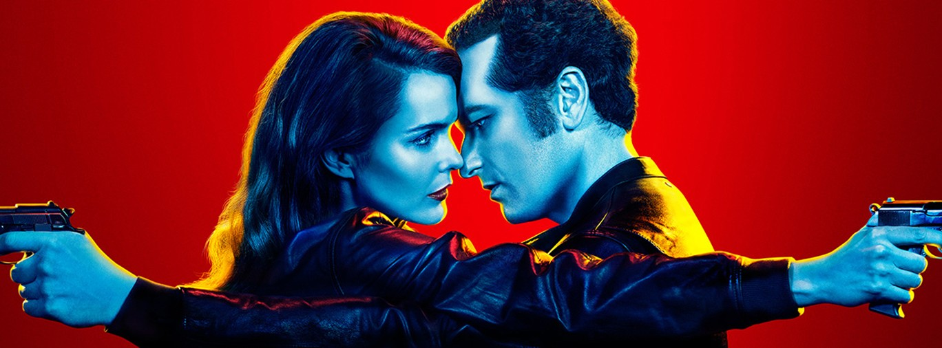The Americans Season 4 FX TV series hero