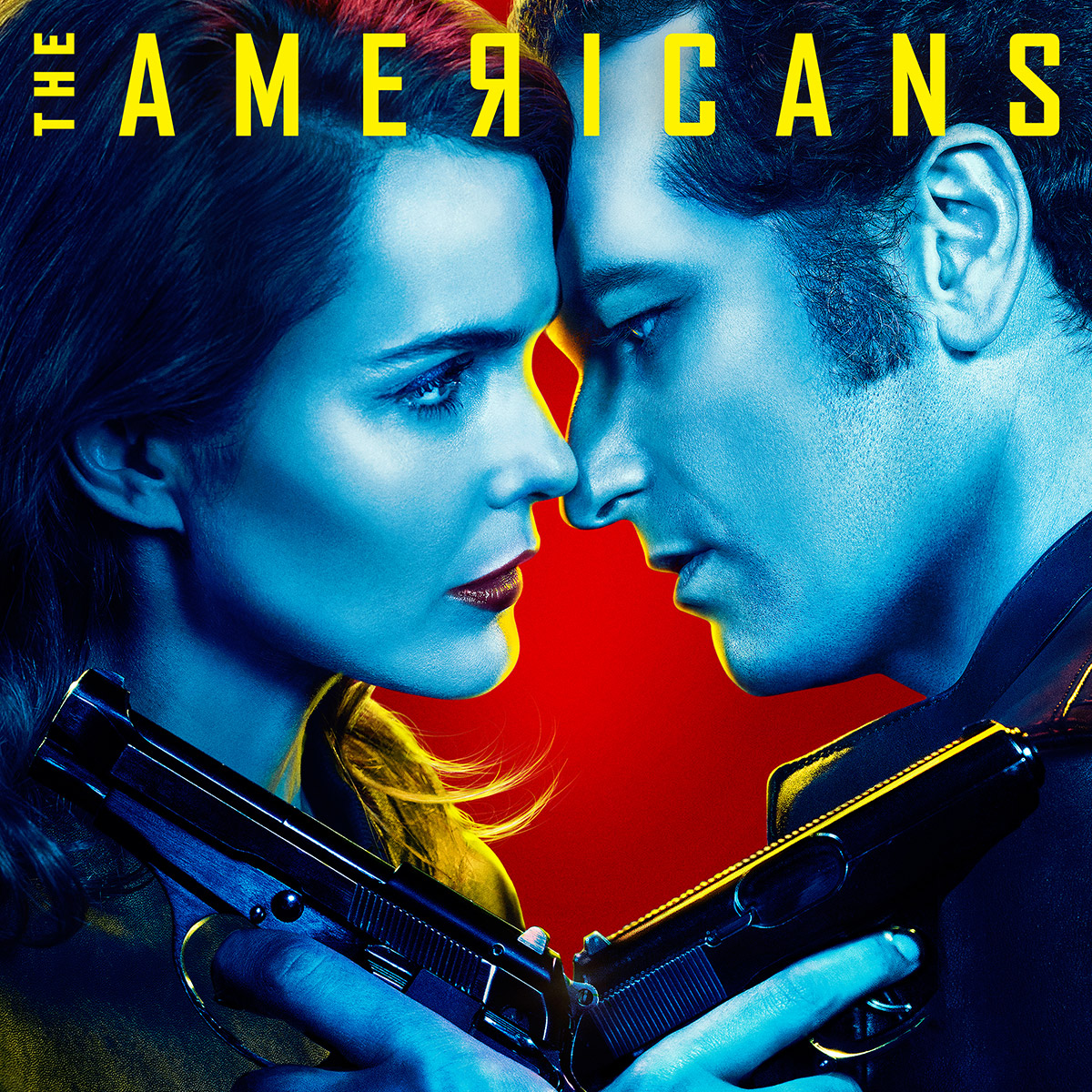 The Americans FX Promos