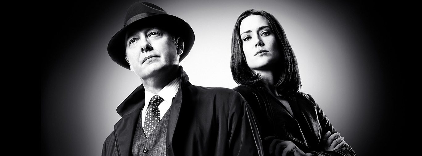 The Blacklist TV series hero