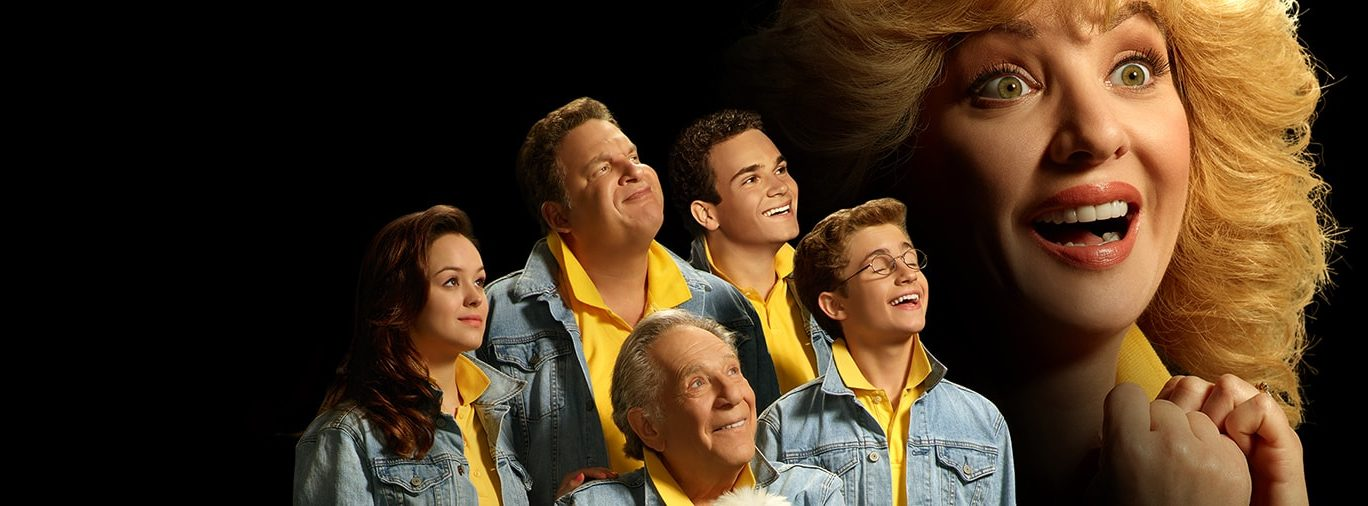 The Goldbergs Season 4 ABC TV series hero