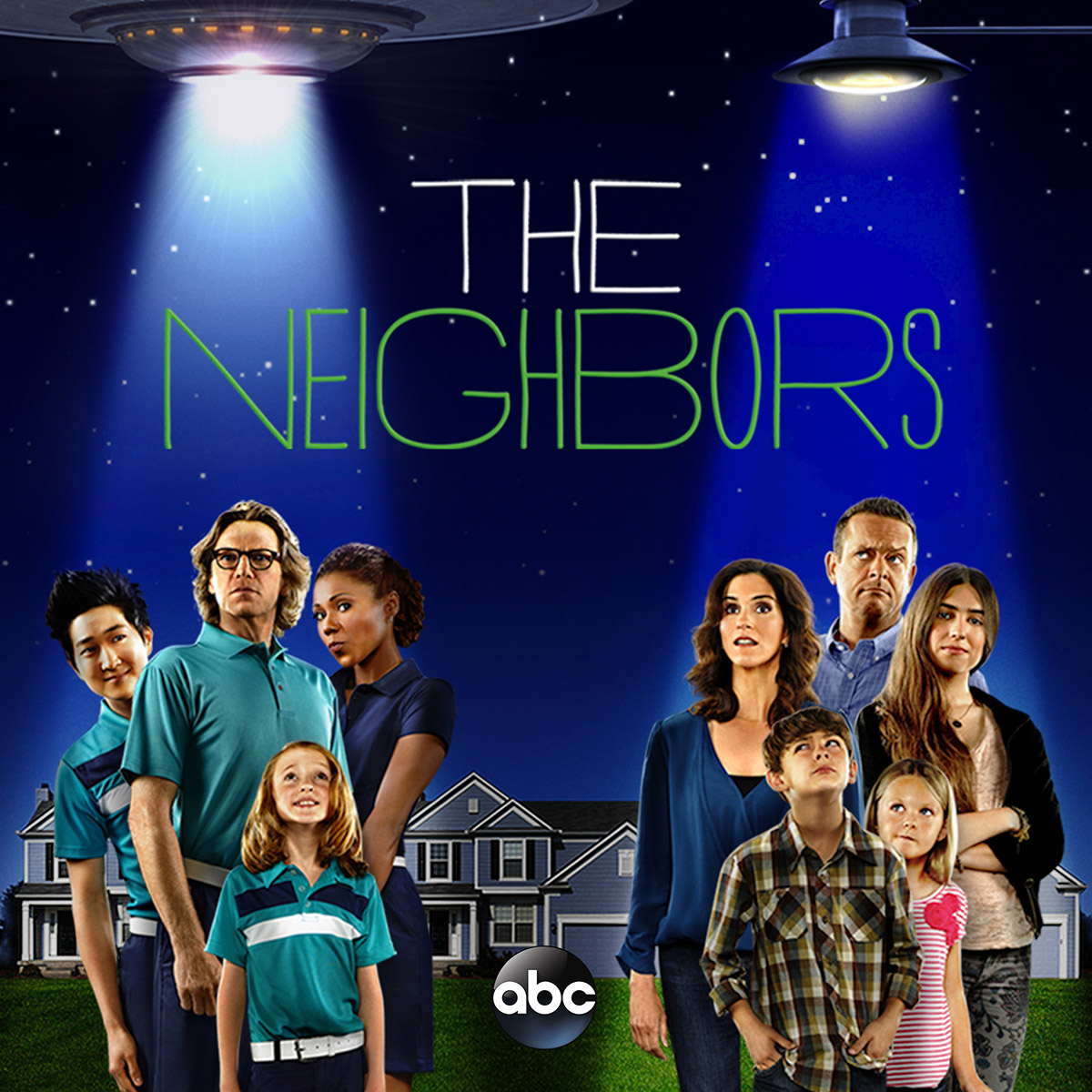 The Neighbors Abc Promos Television Promos