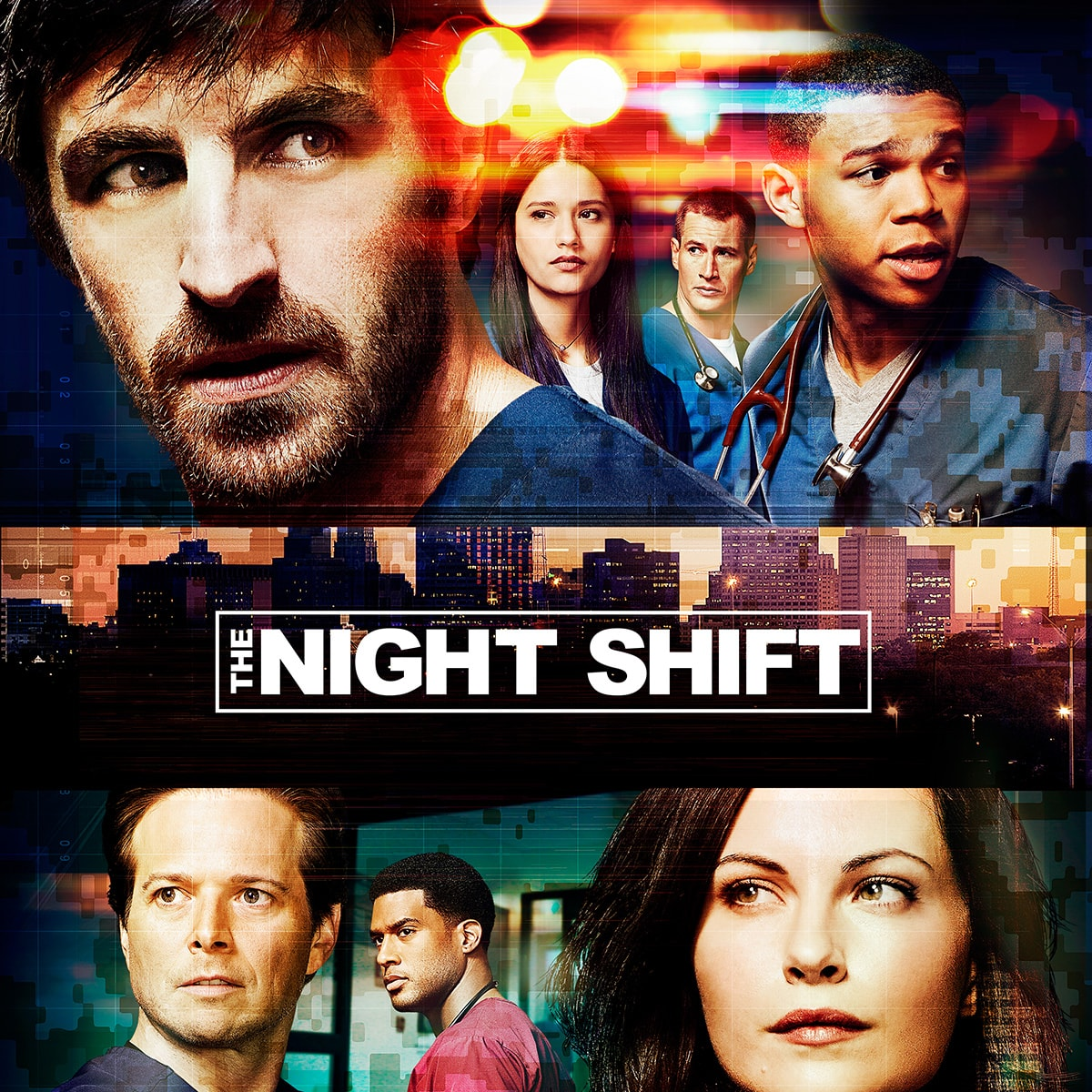 Nightshift Serie