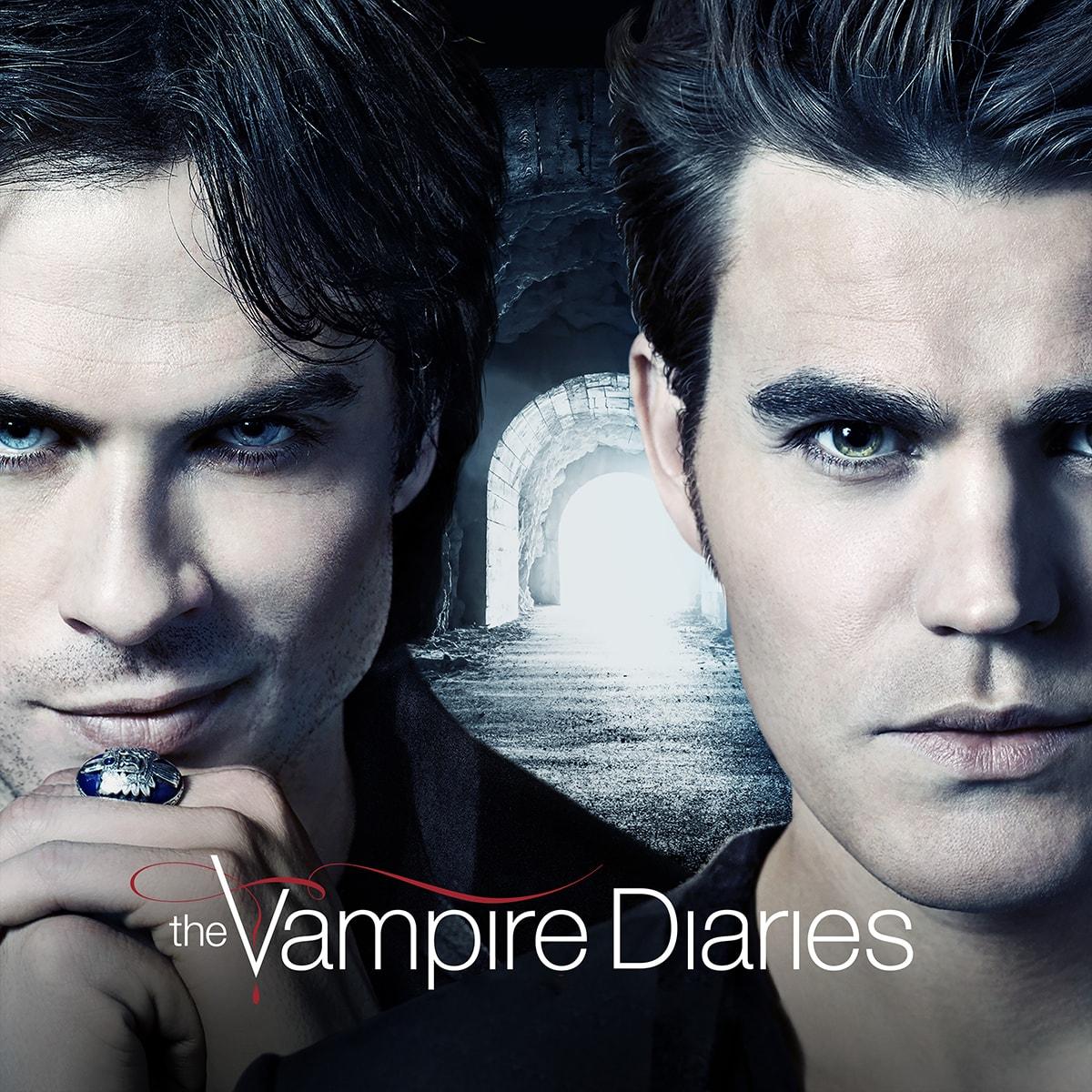 Vampire Diaries Serie