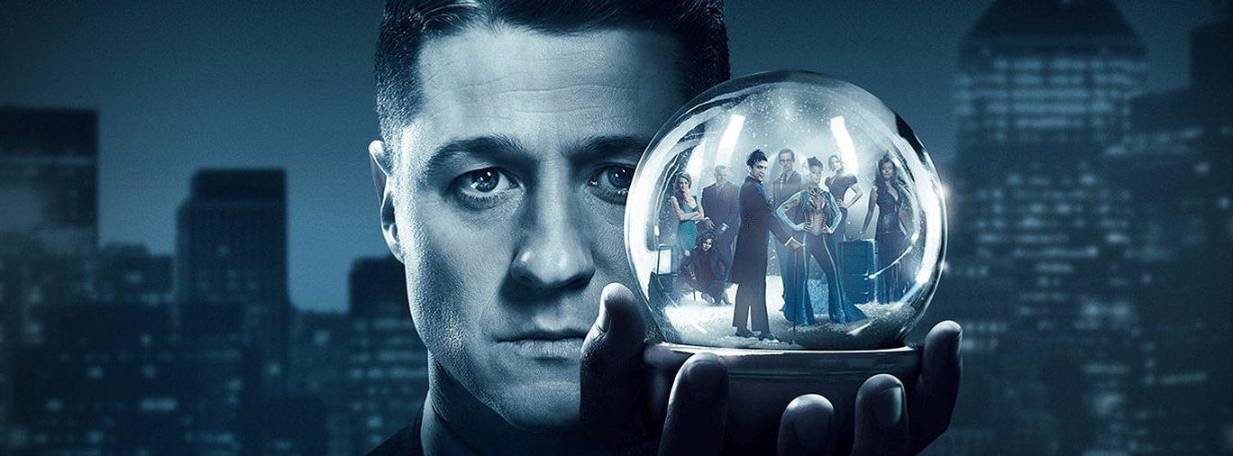 Gotham Season 3 Hero Fox Tv Series
