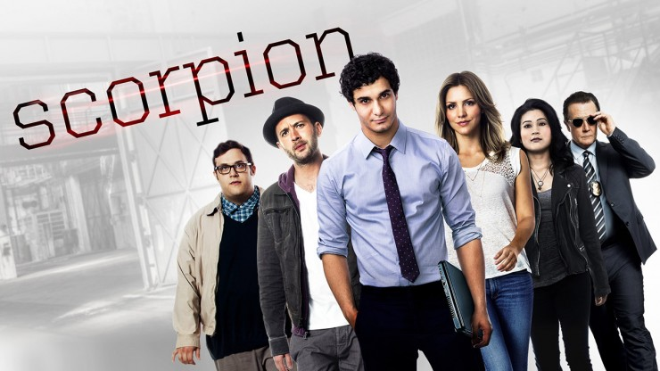 Scorpion cbs promos television promos for Craft shows on tv