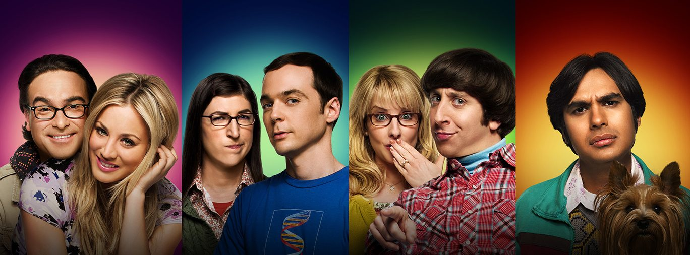 The Big Bang Theory Season 10 CBS TV series hero