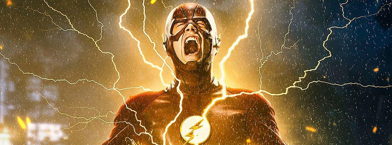 The Flash CW TV series hero