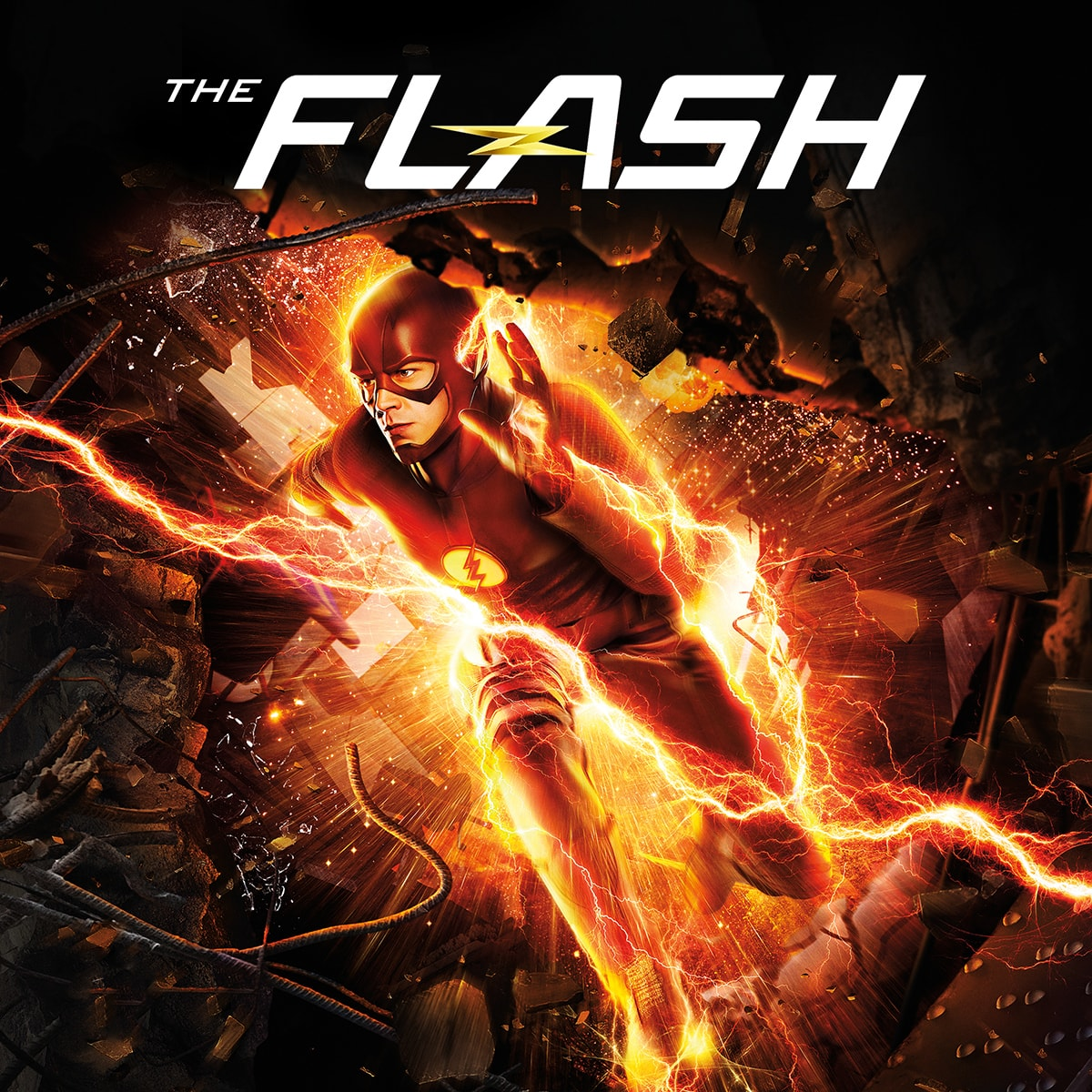 The Flash CW Promos