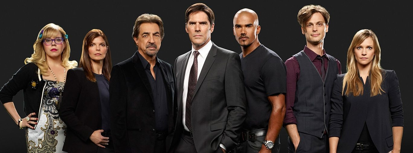 Criminal Minds CBS hero