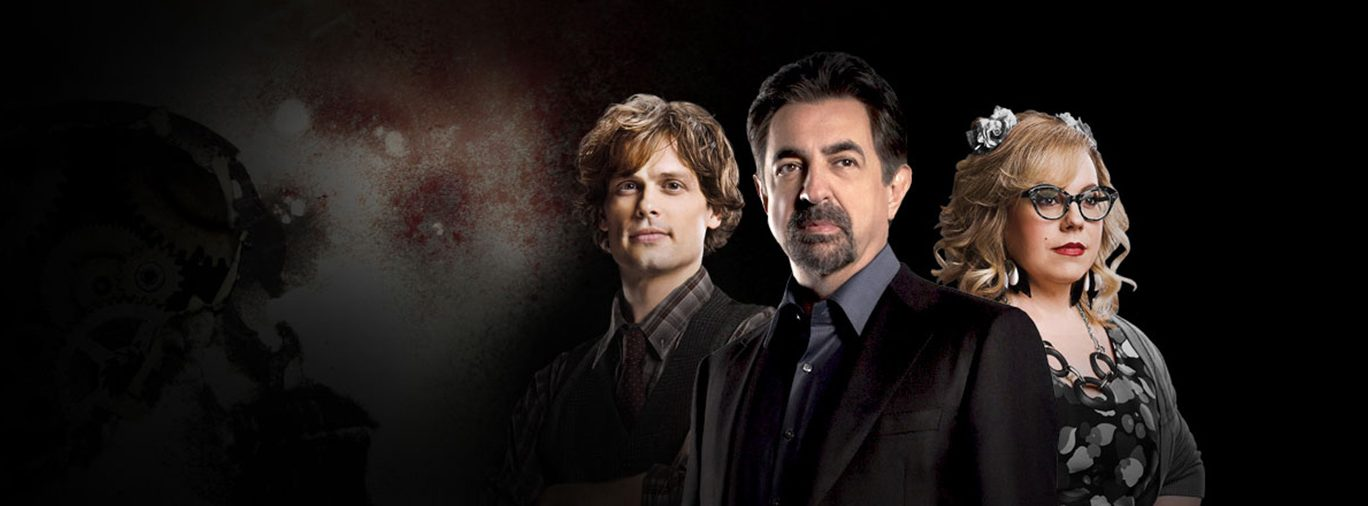 Criminal Minds hero CBS TV series