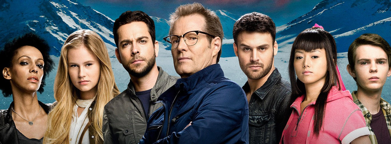 Heroes Reborn NBC TV series hero