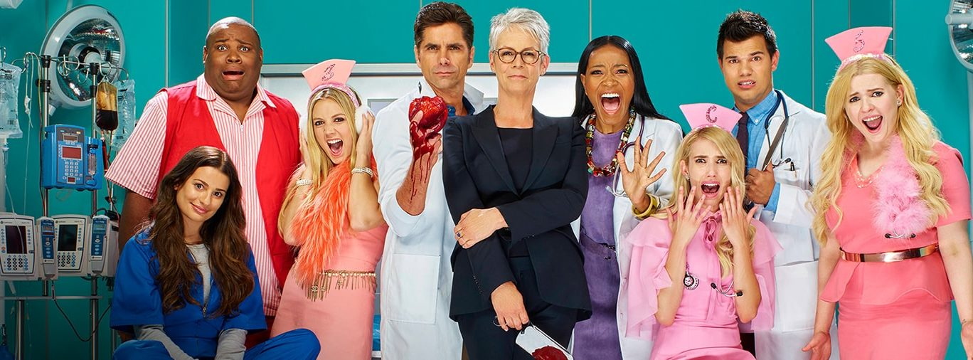Scream Queens Season 2 hero FOX TV series