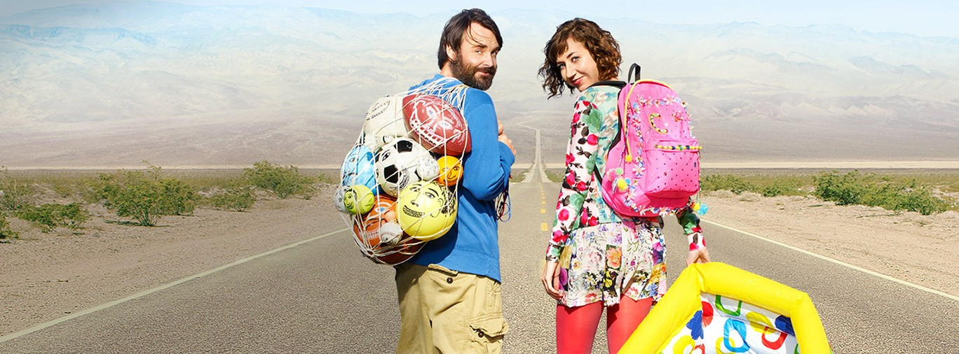The Last Man on Earth Season 2 hero key art FOX TV series