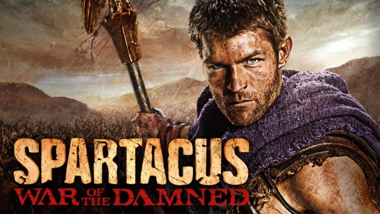 Spartacus Starz Promos Television Promos