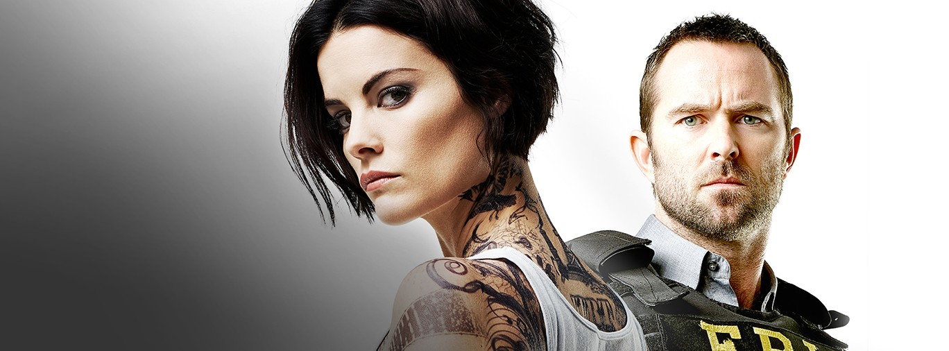 Blindspot NBC TV series hero