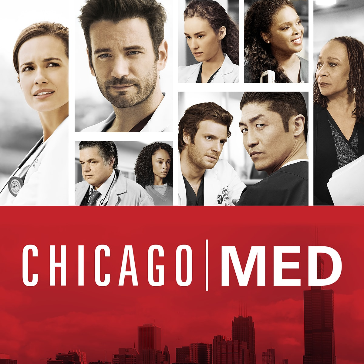 Chicago Med NBC Promos