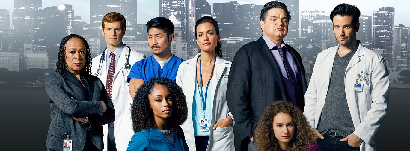 Chicago Med Cast Photo NBC TV series