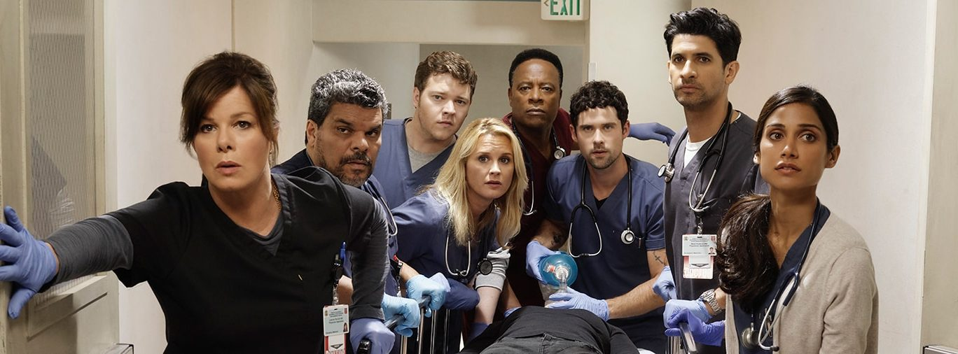 Code Black CBS TV series hero