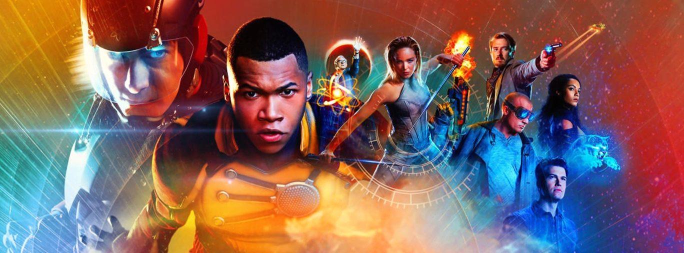 DC's Legends of Tomorrow Season 2 hero