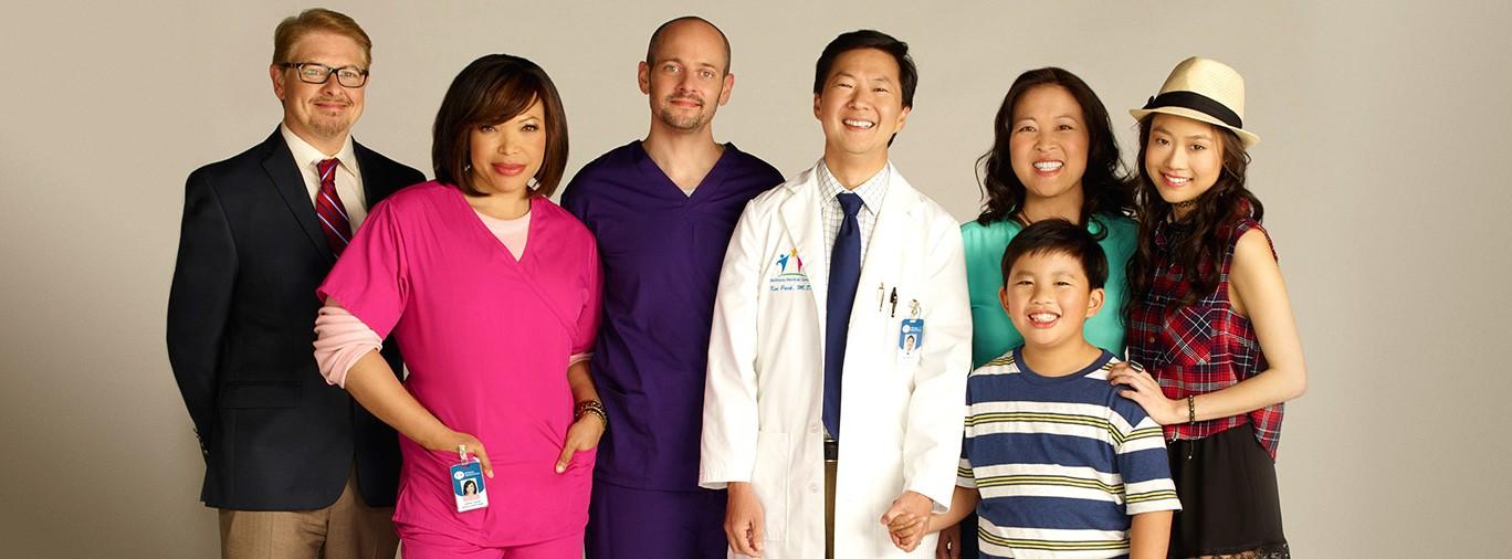 Dr. Ken ABC TV series hero