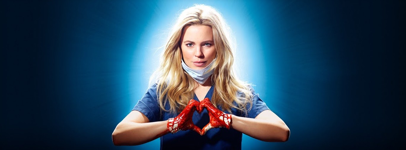 Heartbeat NBC TV series Melissa George hero