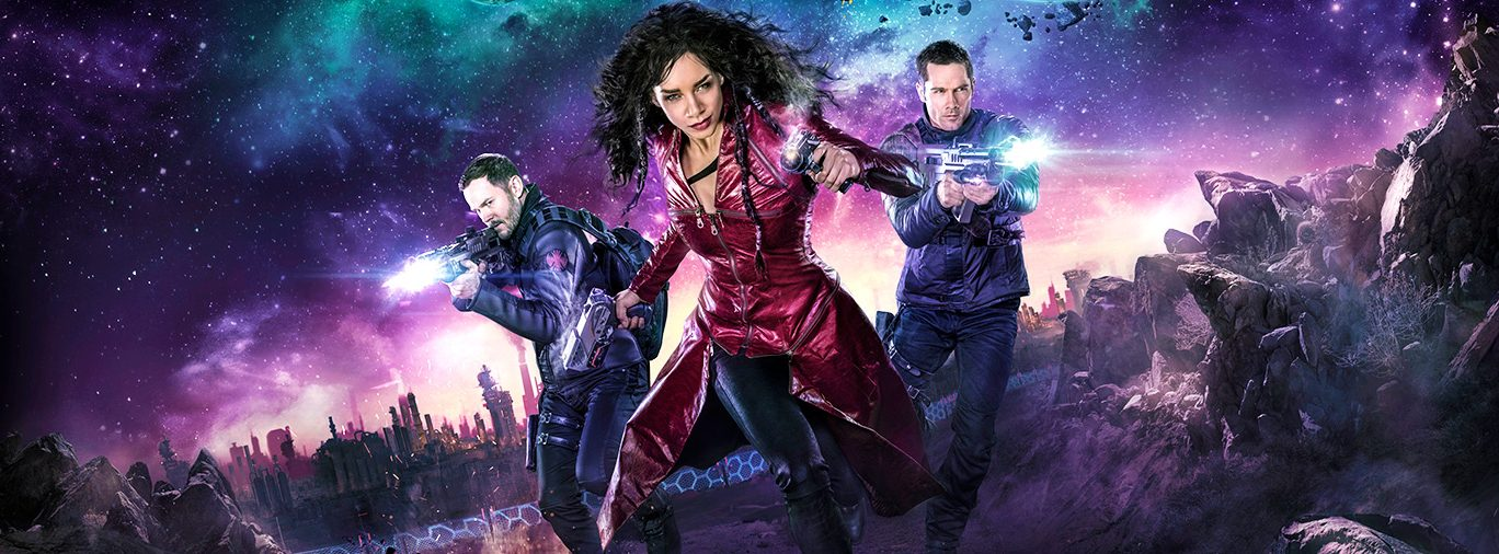 Killjoys Season 2 Syfy TV series hero