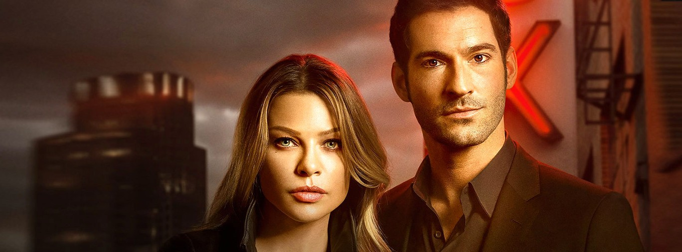 Lucifer FOX TV series hero