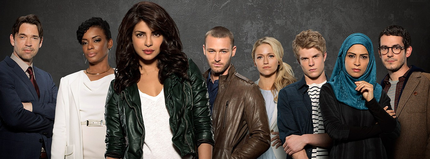 Quantico ABC TV series hero