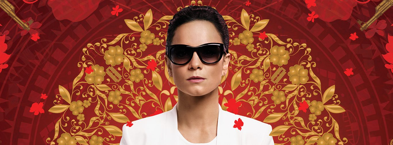 Queen of the South USA Network hero Alice Braga