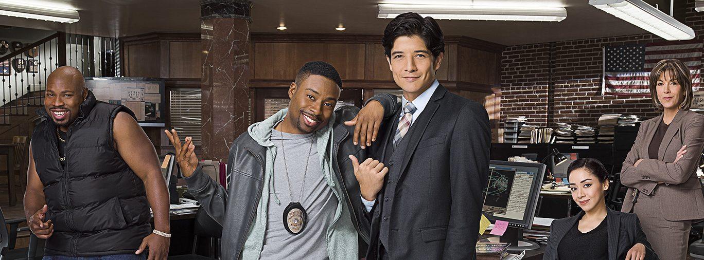 Rush Hour CBS TV series hero