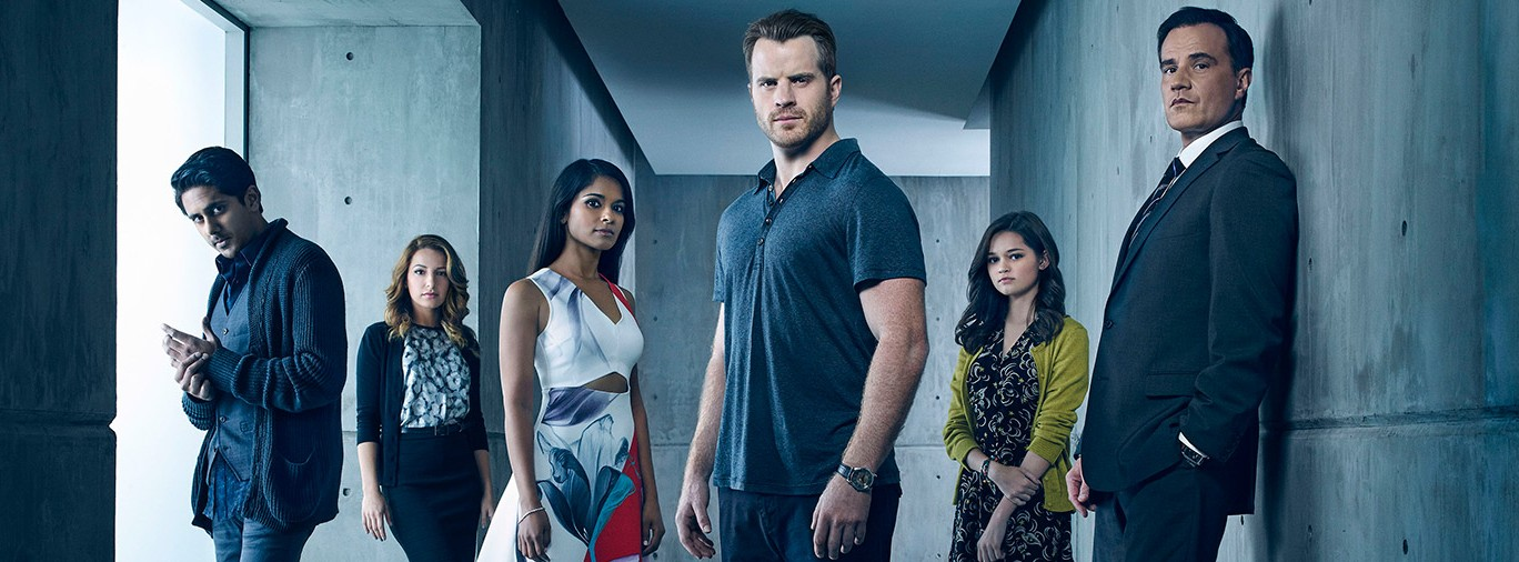 Second Chance FOX TV series cast photo