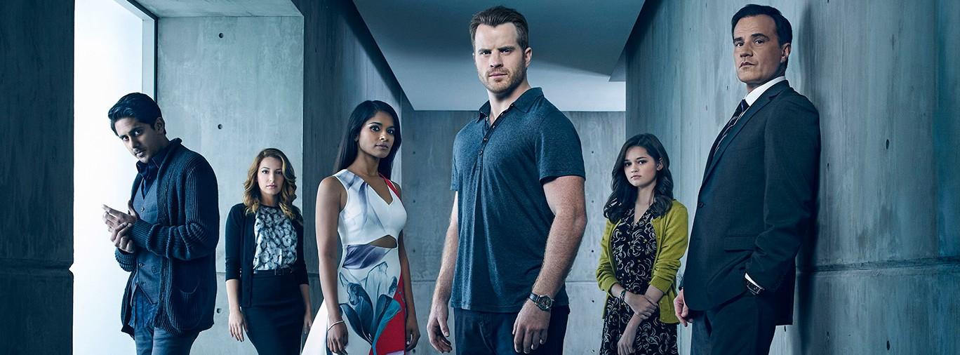 Second Chance FOX TV series cast photo