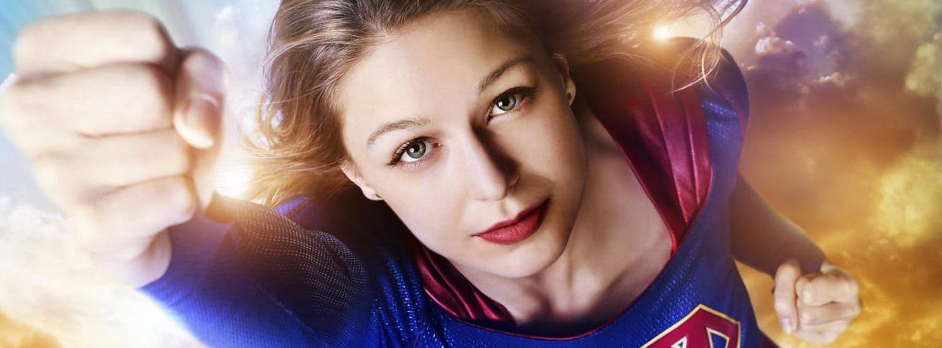 Supergirl Season 2 CW TV series hero