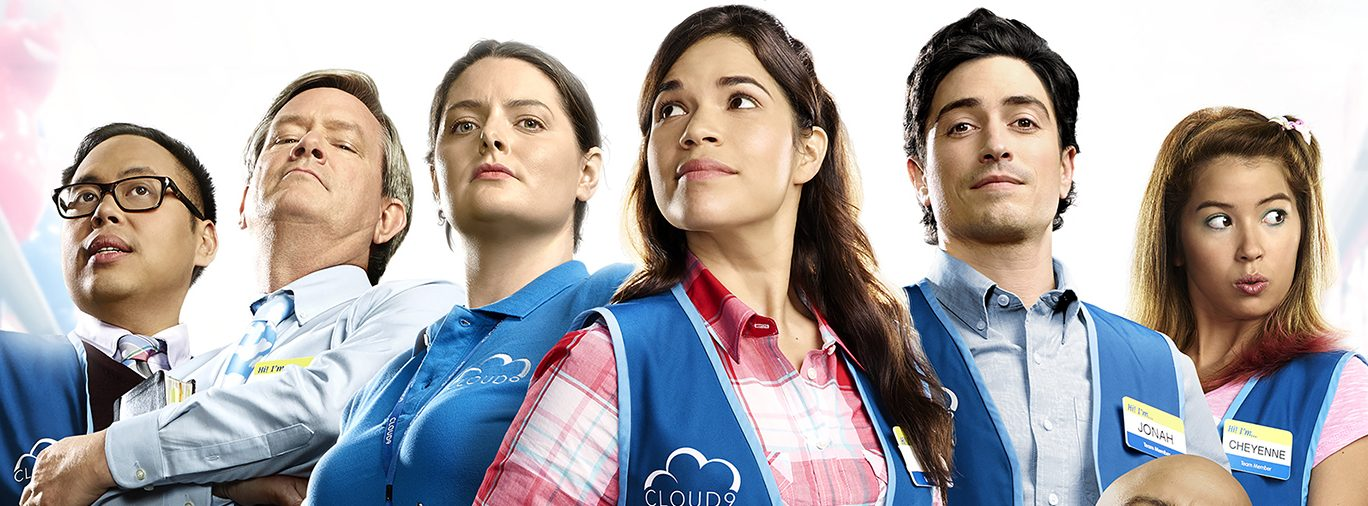 Superstore Season 2 hero